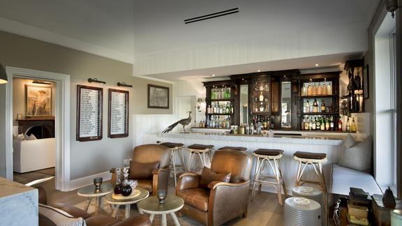 andBeyond Kirkman's Kamp - Kirkmans Kamp bar and sitting area