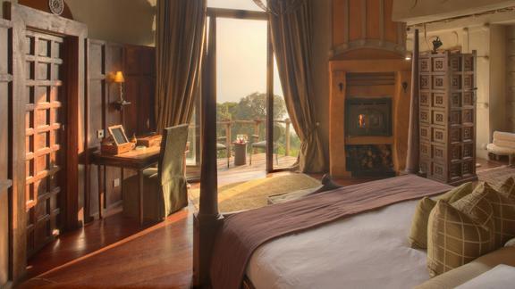 Ngorongoro Crater Lodge -