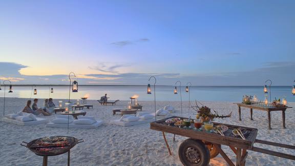 andBeyond Mnemba Island -