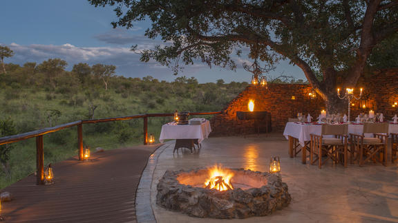 Boma Outdoor Dining -