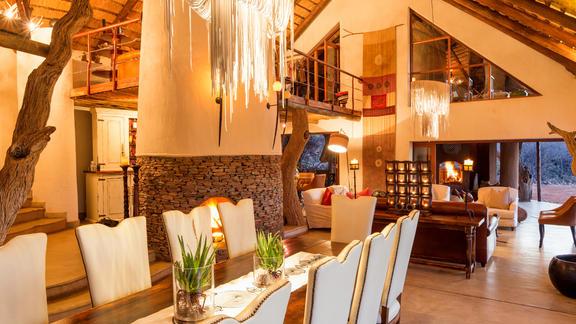 Main Lodge Dining Area 1 -