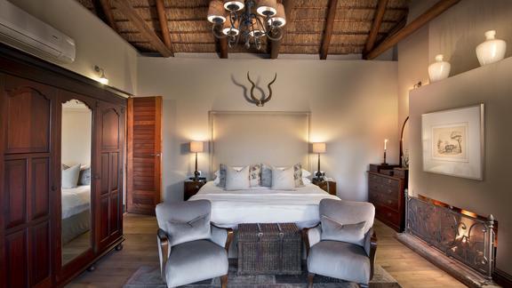 Ngala Private Game Reserve - Ngala Safari Lodge Family Suite2