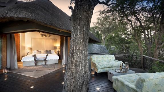 Ngala Private Game Reserve - Ngala Safari Lodge Family Suite3