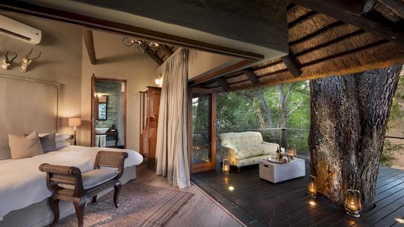 Ngala Private Game Reserve - Ngala Safari Lodge Family Suite1
