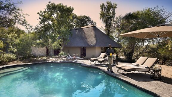 Ngala Private Game Reserve - Ngala Safari Lodge Family Suite4
