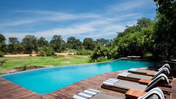 Ngala Tented Camp Swimming Pool -