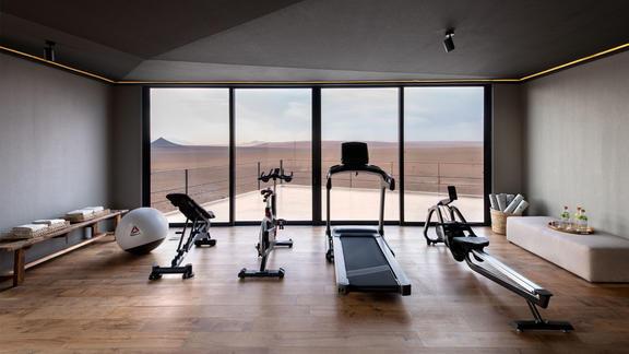 andBeyond Sossusvlei Desert Lodge - Gym