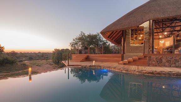 Main Lodge Pool -