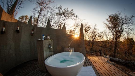 Bush Bath -