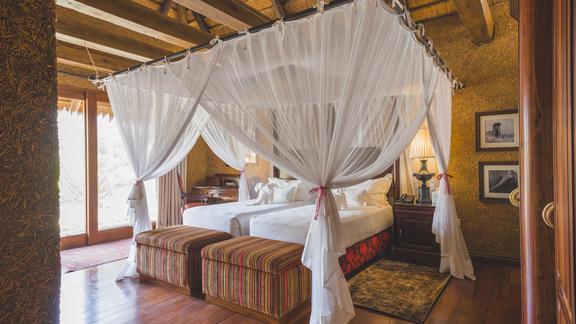 Photo 2 of the Zindoga Villa at Jabulani Safari
