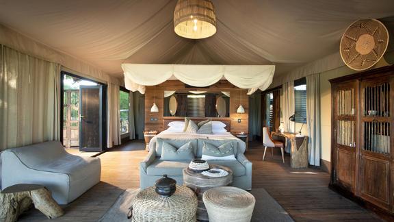 Nyamatusi Camp - Comfort at its finest