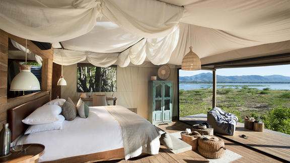Nyamatusi Camp - Room with a view