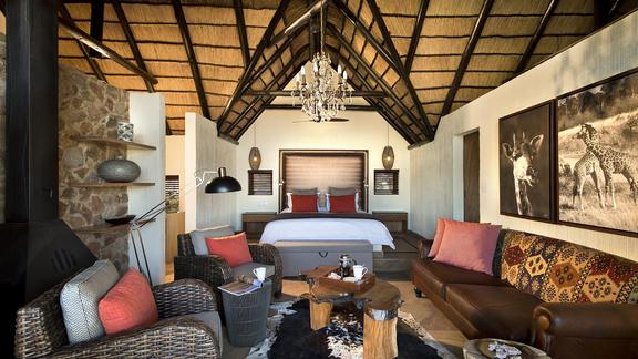 Luxury Suite Bedroom  - Luxury Suite Bedroom