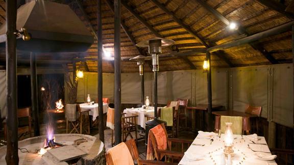 Dining Facilities -