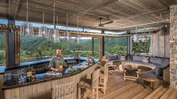 Kariega Settlers Drift Lodge Bar - Kariega Settlers Drift Lodge Bar
