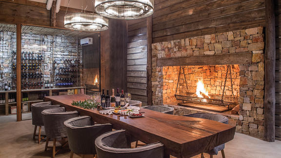 Kariega Settlers Drift Wine Cellar - Enjoy our selection of fine quality local and international wines.