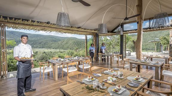 Kariega Settlers Drift - Dining Area - Dining Area