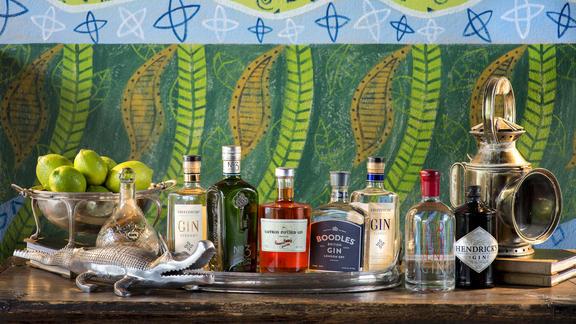Gin Bar -