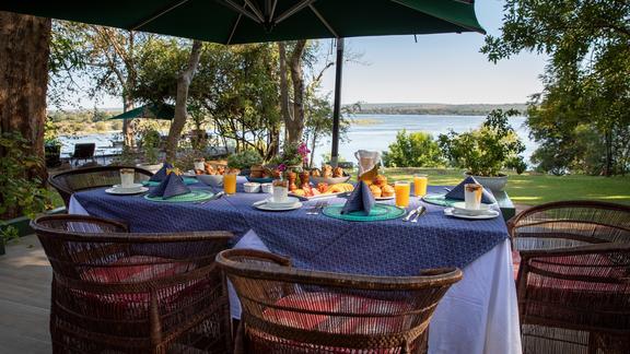 Breakfast View -