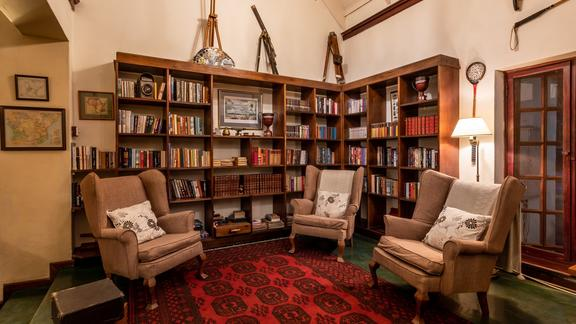 Library -