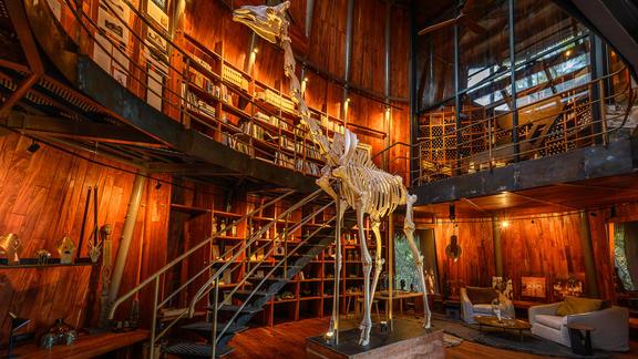 Jao Camp - Museum and curio shop