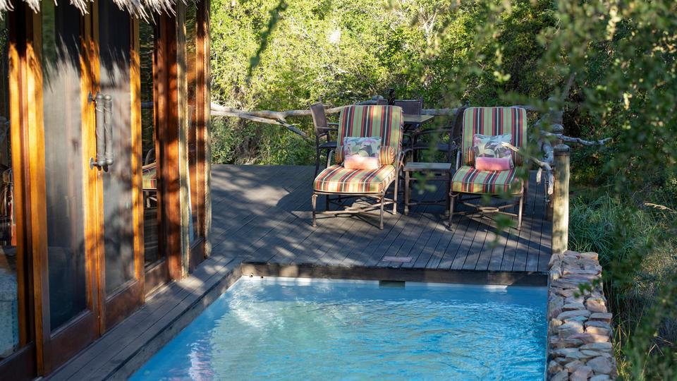 Photo 1 of the Zindoga Villa at Jabulani Safari